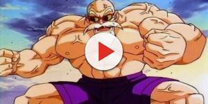 Este bodybuilder ganhou a internet com seu incrível cosplay de Mestre Kame