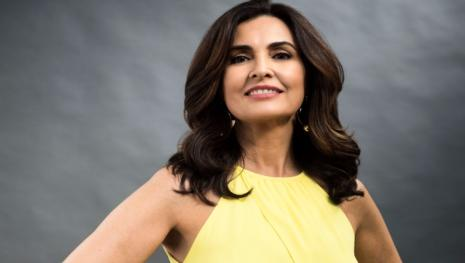 Novo namorado de Fátima Bernardes é um de seus convidados do programa 'Encontro'