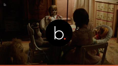 Assista: Estreou um dos filmes mais esperados do ano: Annabelle 2