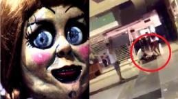 'Annabelle 2': mulher fica 'possuída' após ver filme; veja o vídeo aqui