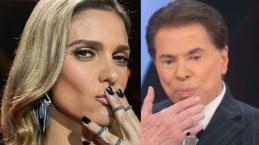 Fernanda Lima não se cala e dá ultimato a Silvio Santos