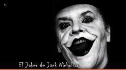 Batman: Regresa el jocker de Jack Nicolson