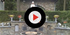 La Madonna appare in provincia di Gorizia, fedeli in ginocchio