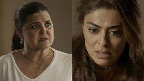 'A Força do Querer': Bibi leva surra de Aurora e Eurico se separa de Silvana