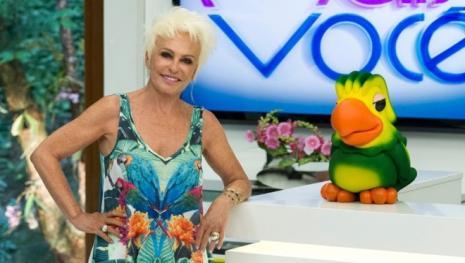 Ana Maria esculacha Sônia Abrão por notícia falsa sobre seu vício e morte