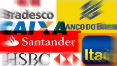 Os quatro principais bancos no país: qual deles vêm lucrando mais?