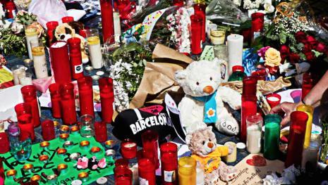 Balance provisional de víctimas del doble atentado en Cataluña
