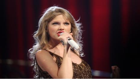 Será o retorno de Taylor Swift?