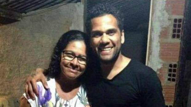 Tia de Daniel Alves morre afogada no mesmo rio de Domingos Montagner