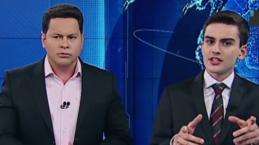 Dudu Camargo e Marcão do Povo perdem a cabeça e fazem barraco ao vivo