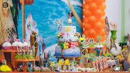 Festa infantil : Economize até 70% do custo da comemoração.