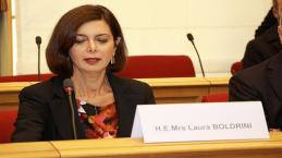 Video: Terrorismo: nel mirino finisce anche Laura Boldrini, ecco perché