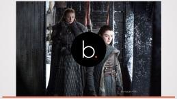 'Game of Thrones': produtores explicam tensão entre Arya e Sansa