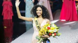 Assista: Negra e linda, Miss Brasil 2017 foi detonada e humilhada na internet