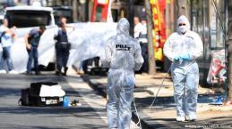 Un muerto tras estrellarse un coche contra dos paradas de autobús en Marsella