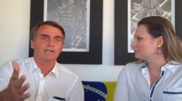 Joyce critica Maria do Rosário e sai em defesa de Jair Bolsonaro; veja o vídeo