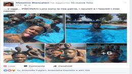 Prete bloccato da FB per foto di migranti, Salvini polemizza e il web discute