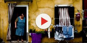 Video: La casalinga abbandona la famiglia
