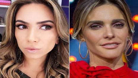 Filha de Silvio 'vai pra cima' de Fernanda Lima e toma atitude em rede social