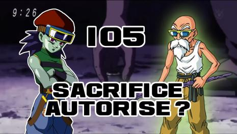 Dragon Ball Super 105 : Le Mafûba ! Kame Sennin va-t-il mourir ?