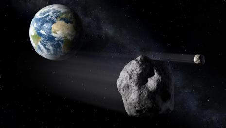 Asteroide gigante passa próximo à Terra em setembro