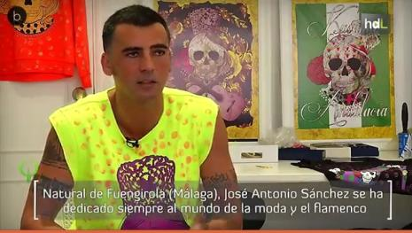 José Sánchez deslumbra en Toledo