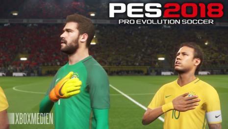PES 18: Konami aposta fortemente no Brasil