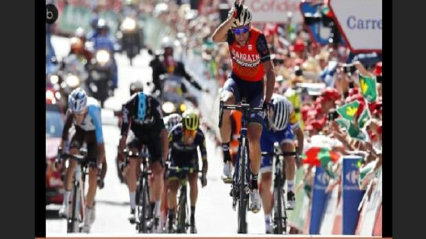 VIDEO: Vuelta Espana, Nibali: 'Non so come ho recuperato'
