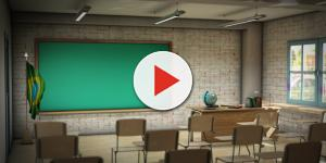Menino de 15 anos dá soco em professora e ela fica 'Dilacerada'