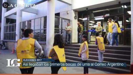 Argentina incorpora un sistema eletrónico de votación