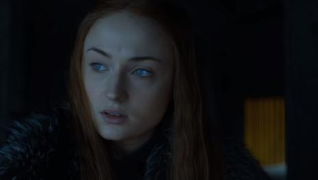 On 'Game of Thrones' episode 6, who was in Arya's bag of faces?