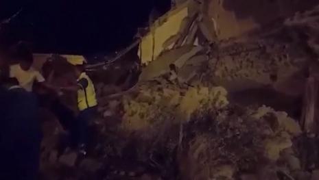 Ischia, altri 2.600 sfollati in un'Italia di cartapesta