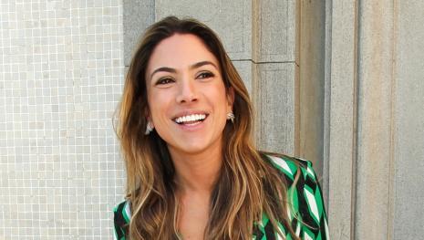 Filha de Silvio rebate Fernanda Lima sobre polêmica com pai: 'Quer aparecer