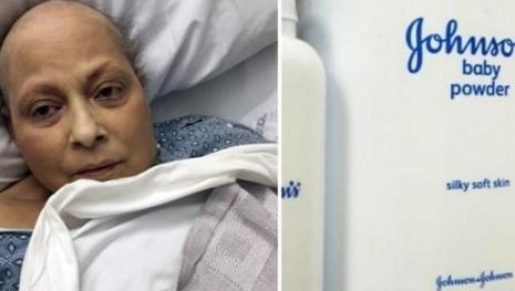 Johnson's Baby Powder pagará fortuna por causar câncer em mulher