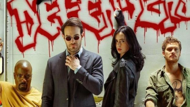 'Os Defensores' estreia na Netflix