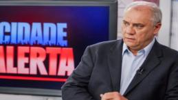Vídeo: Marcelo Rezende deixa mensagem para os fãs e emociona