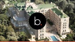 Assista: Palácio Tangará, o primeiro seis estrelas Brasileiro