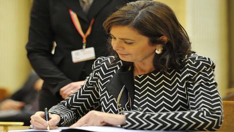 Video: Laura Boldrini denunciata, gravi le accuse mosse nei suoi confronti