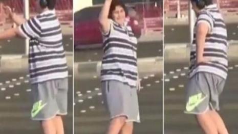 Adolescente é preso por dançar 'Macarena' em rua movimentada da Arábia Saudita