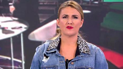 Sálvame: ¡Carlota Corredera vuelve hablar en contra de Toño Sanchís!