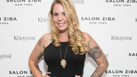 Kailyn Lowry accused of drinking wine during breastfeeding