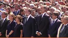 Los Mossos encabezarán la manifestación de Barcelona