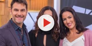 Esposa de Fernando aparece no programa e ação de Fátima Bernardes impressiona