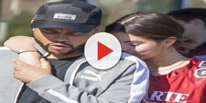 Selena Gomez, The Weeknd, spotted on Disneyland date