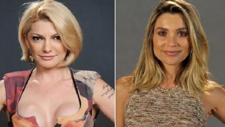 Antonia Fontenelle desabafa e pede desculpas a Flávia Alessandra e Giulia Costa.