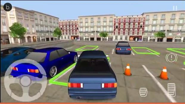 El aparcamiento implica riesgos para el peatón