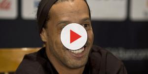 Partido quer lançar Ronaldinho Gaúcho nas eleições de 2018