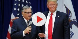 Donald Trump pardons Joe Arpaio on night of Hurricane Harvey, Twitter explodes