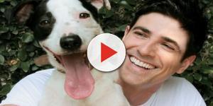 Suposta imagem de Reynaldo Gianecchini em beijo gay se espalha na web