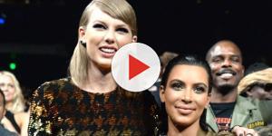 Por que Kim Kardashian não está incomodada com polêmica Taylor Swift?